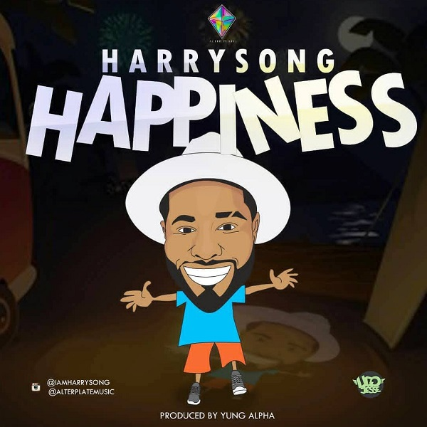 Download audio Harrysong – Happiness.mp3