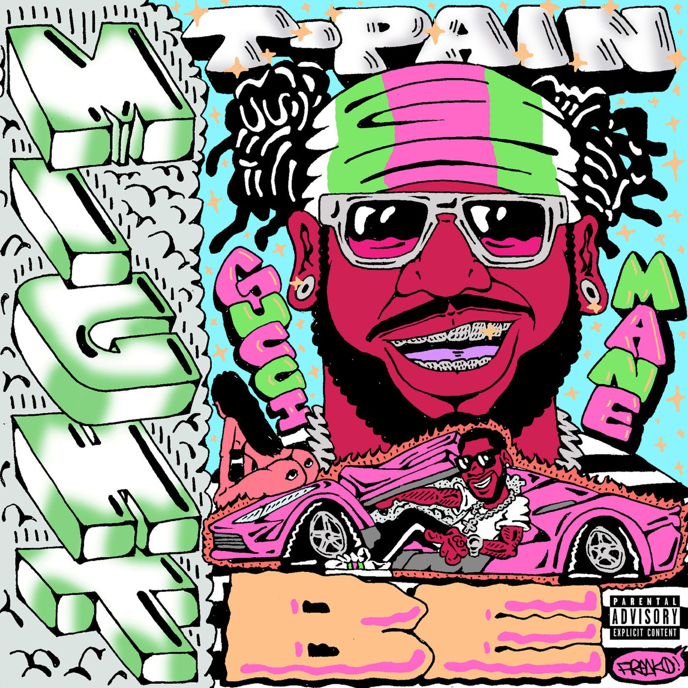 T-Pain – Might Be ft. Gucci Mane
