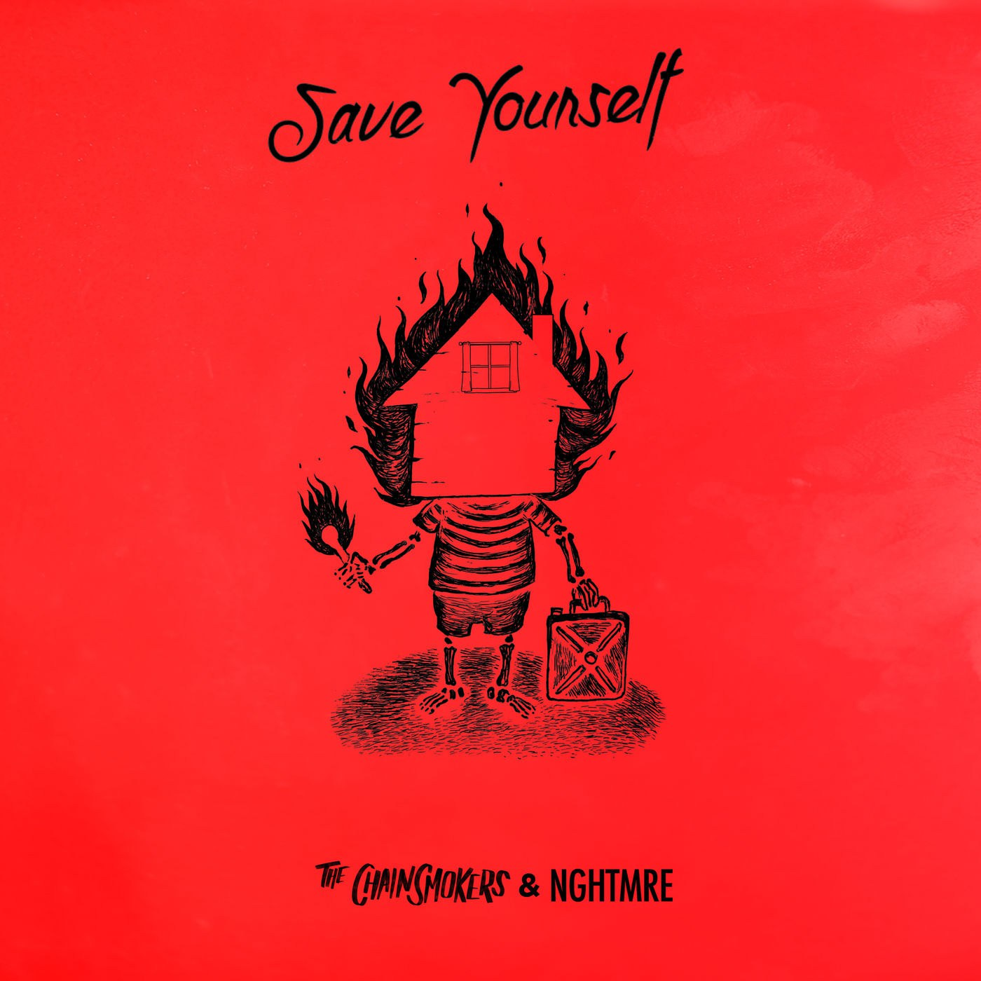 The Chainsmokers – Save Yourself Ft. NGHTMRE