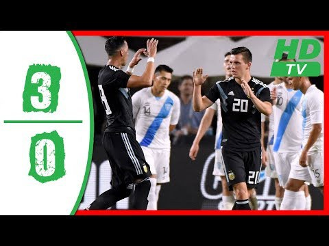 Download Video Аrgеntіnа vs Guаtеmаlа 3-0 – Highlights Mp4