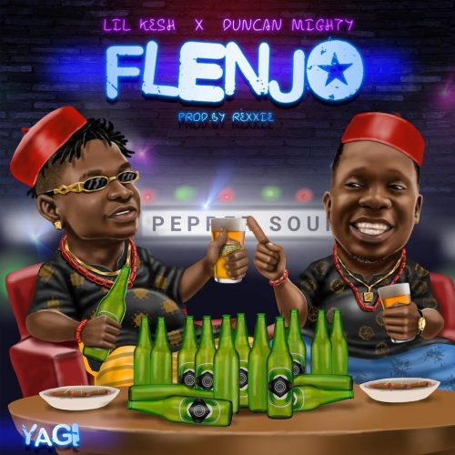 Lil Kesh – Flenjo Ft Duncan Mighty