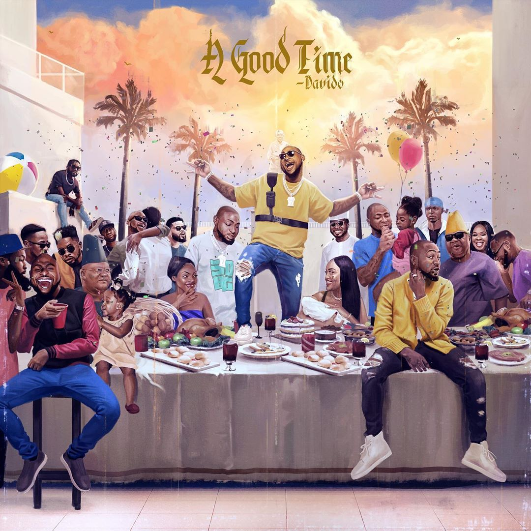 Davido – Sweet In The Middle Ft Naira Marley, Zlatan, WurlD