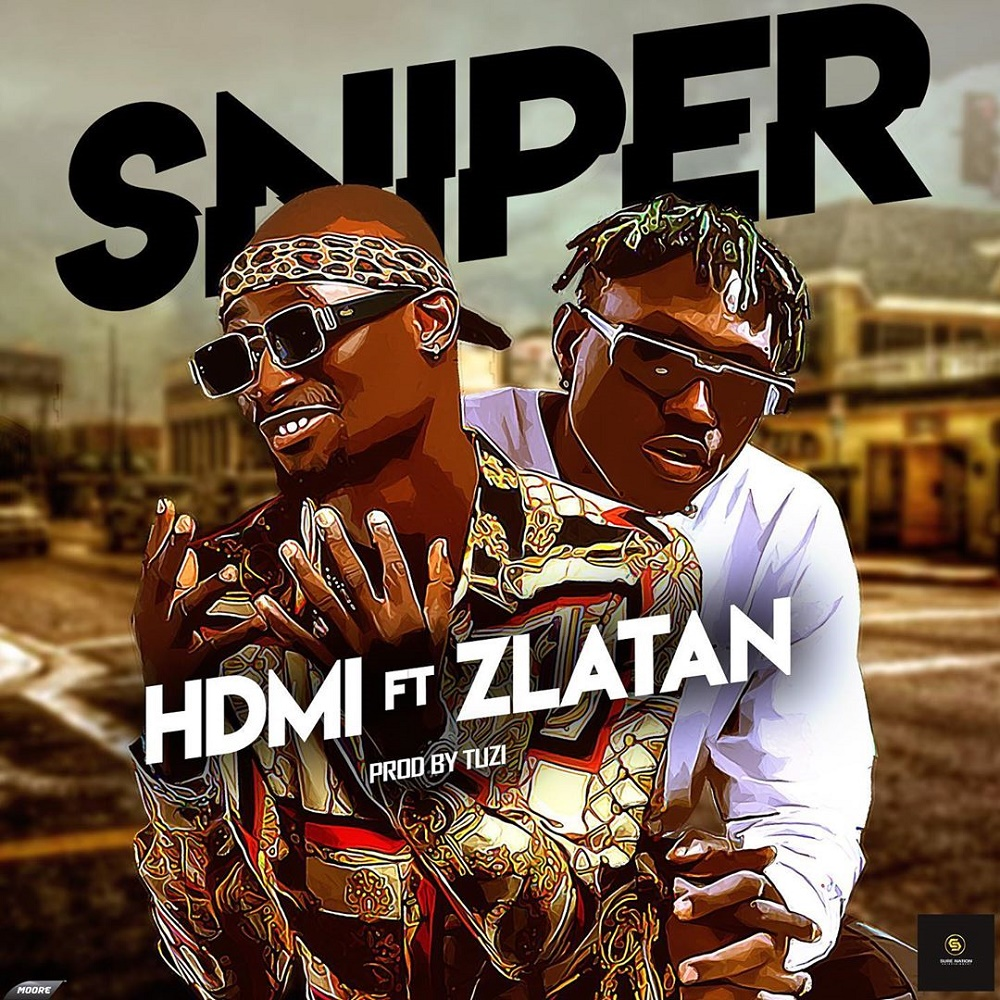 HDMI Ft Zlatan – Sniper