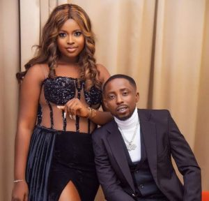 Rapper, Erigga and wife welcome baby boy